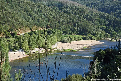 Praia Fluvial de Palheiros e Zorro - Portugal