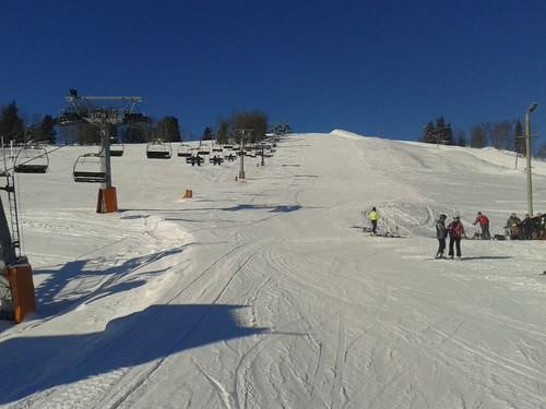 Jednodenní skipas do ski areálu KUNČICE platný pouze ve všední den