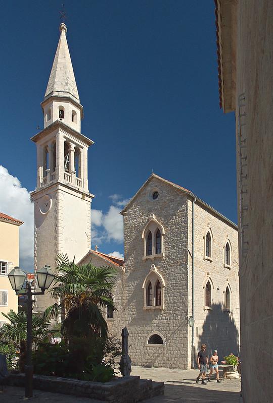 Church of St John, Budva