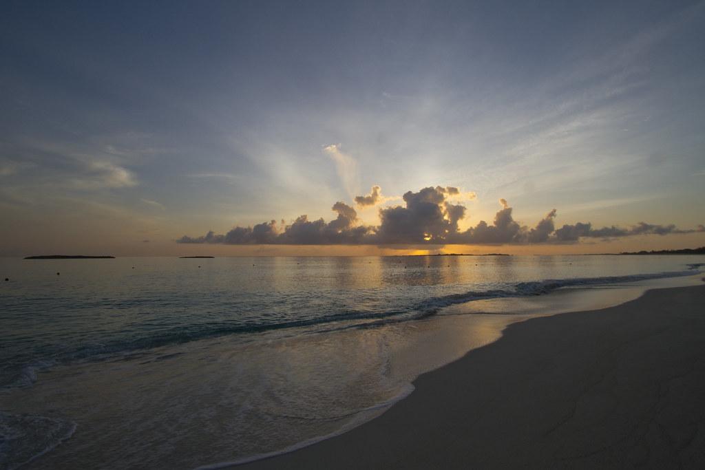 Sunrise, Bahamas
