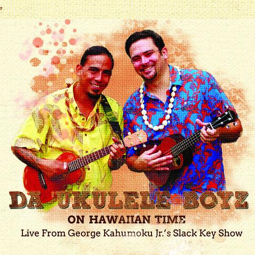 """Da Ukulele Boyz On Hawaiian Time"" courtesy of Maui Advertising Company"