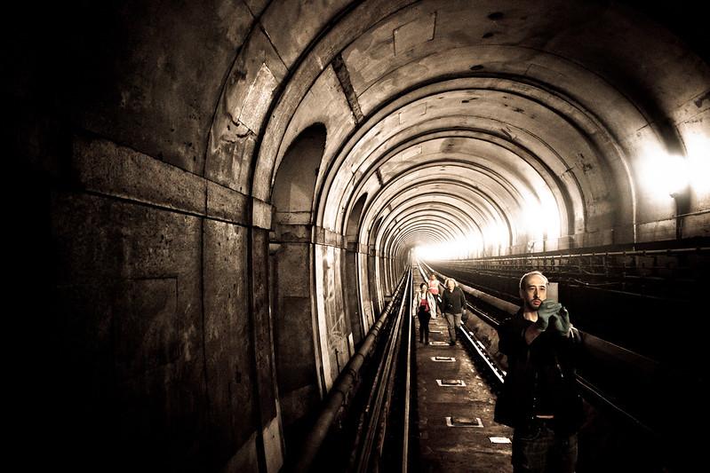 Thames Tunnel Trip-19