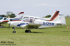 G-CFKW ALPI AVIATION PIONEER 200-M LAA 334-14828  -Sywell-20130601-Alan Gray-IMG_9295