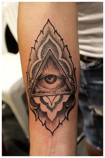 Tattoo by ALX TRAMP