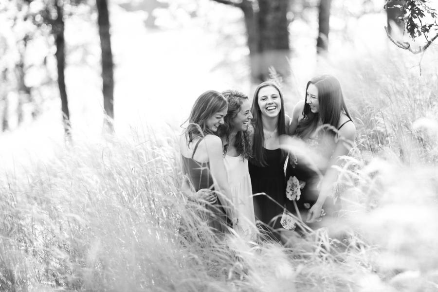 Jess, Sivan, Annie, Audrey