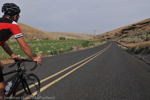 Treo Bike Ranch trip day 3 - Hardman to Columbia River-12