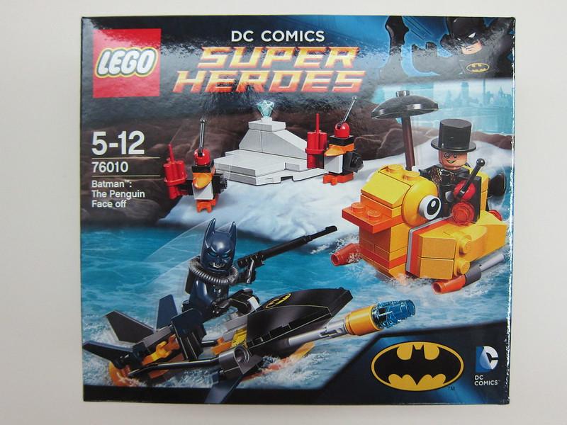 LEGO - 76010 - Super Heroes - Batman: The Penguin Face Off