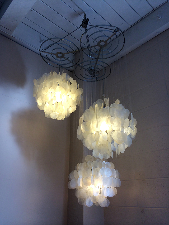 cool white light fixtures
