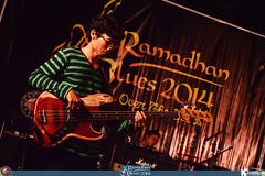 Ramadhan Blues 2014 - Kiki Bassman