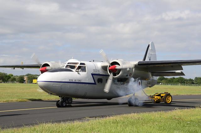 WV740 G-BNPH Pembroke C.1