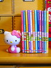 A small part of my Hello Kitty reading library........