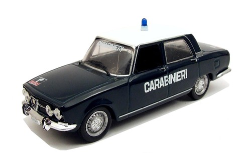 M4 Alfa 2000 carabinieri