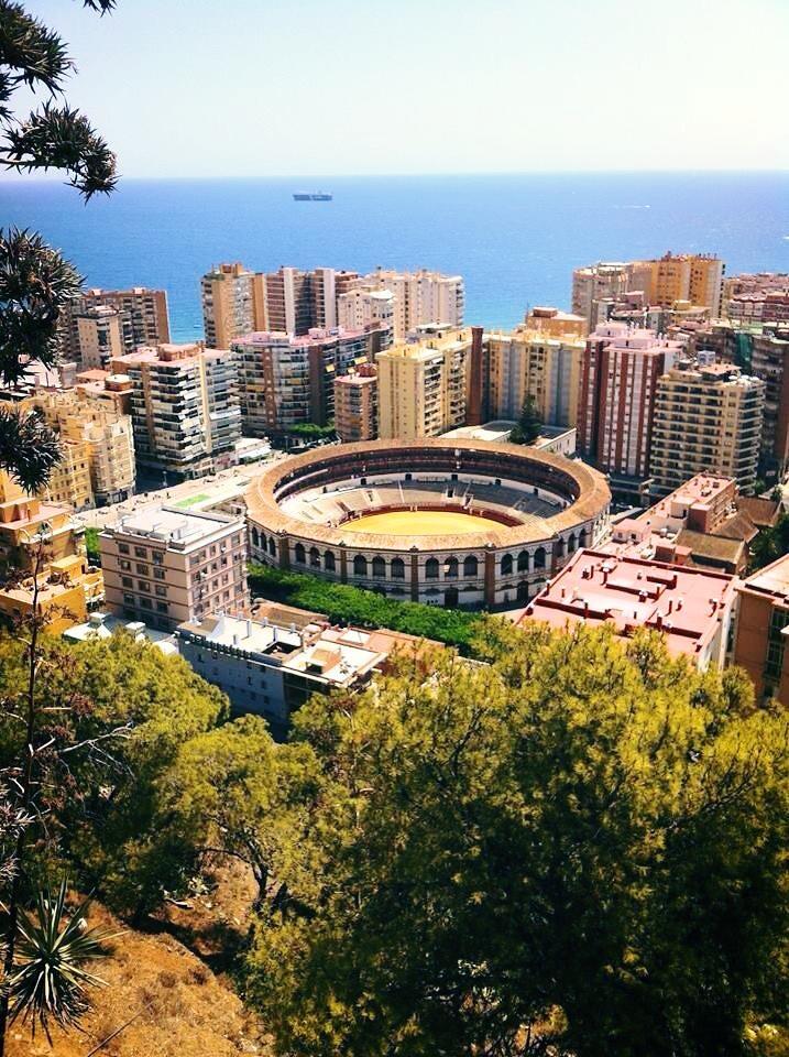 Malaga, Europe, Eurotrip