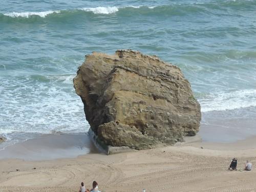 Big rock beach