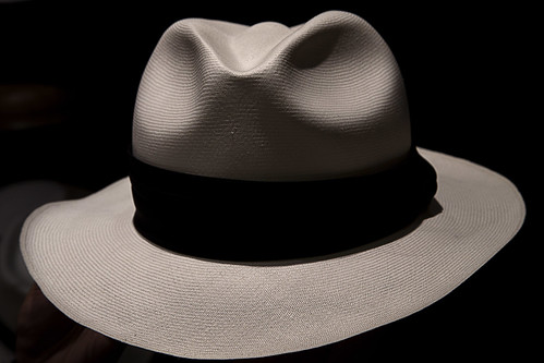 $2,000 dollar Panama hat