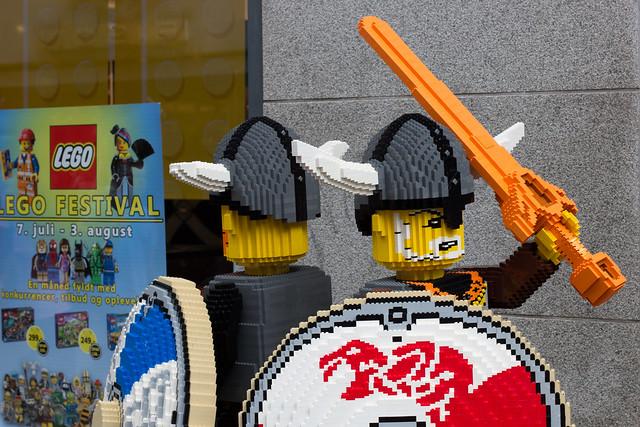 Lego Vikings