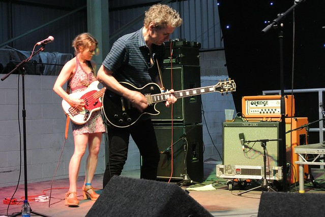 Dean Wareham at Indietracks 2014