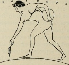 """Image from page 348 of """"Greek athletic sports and festivals"""" (1910)"""
