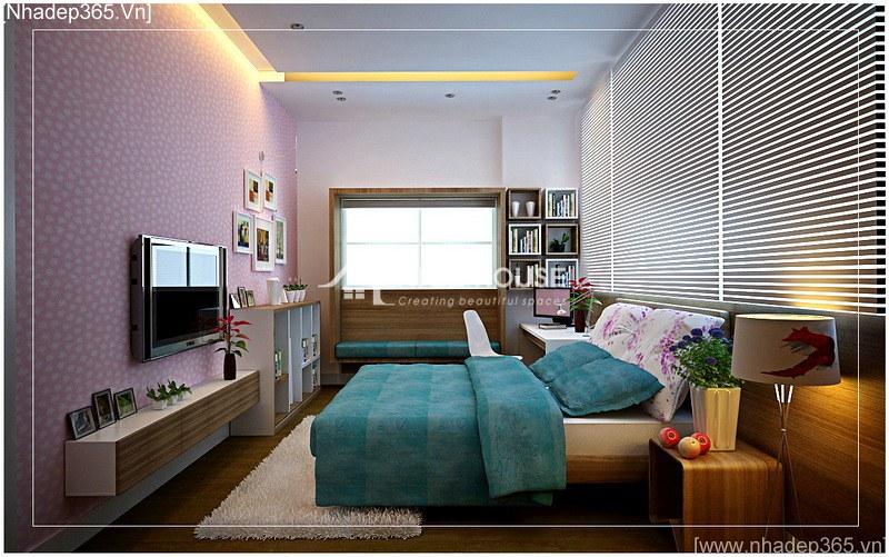 Thiết kế nội thất chung cư Linh Đàm - Chị Giang_07