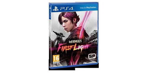 Infamous First Light Blu-ray release date confirmed for Europe