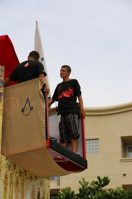 Assassin's Creed Experience at San Diego Comic-Con 2014