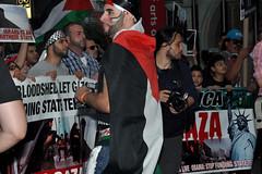 Gaza March Aug 1 NYC