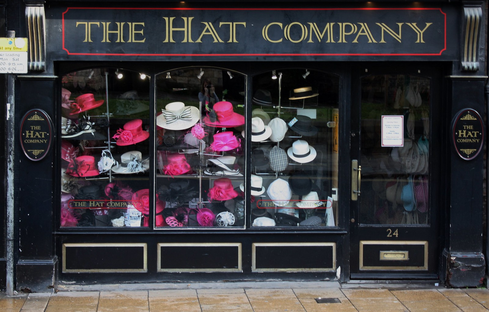 York The Hat Company
