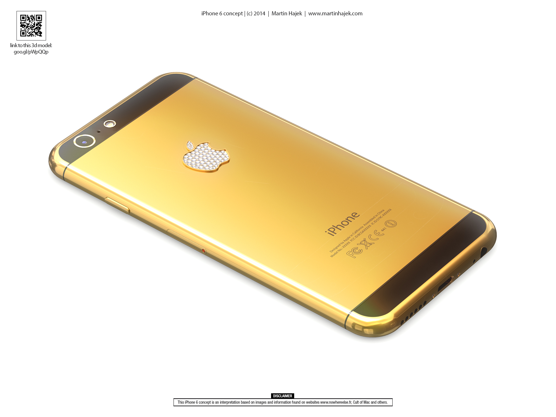 iPhone 6 in gold?
