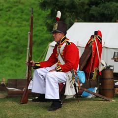 Canon EOS 60D - Castle Rising - August 2nd & 3rd : Soldiers Through The Ages