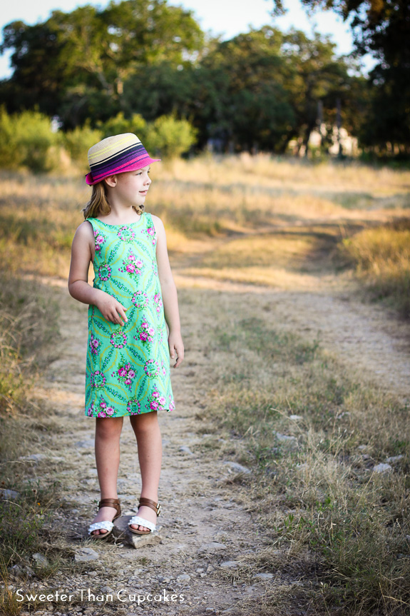 Sunny Dress by SewVery