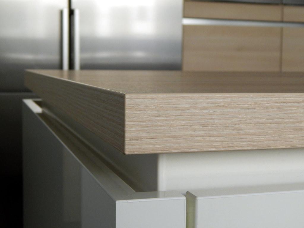 Muebles de cocina blanco alto brillo - Remates de muebles de cocina ...