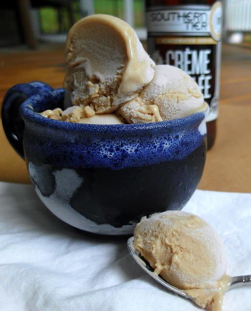 Creme Brulee Stout Ice Cream