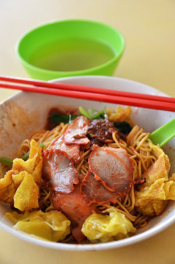 Hougang Famous Wantan Mee @ Old Airport Road Food Centre