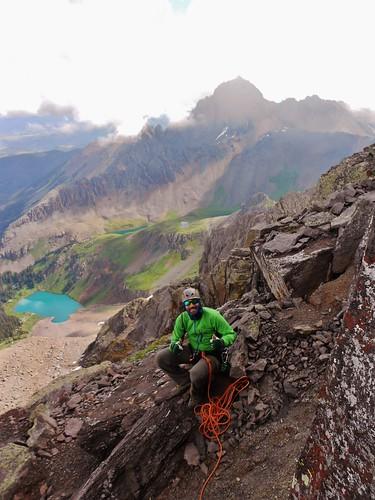 Seth and Mt. Sneffels
