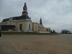 Le palais Beaumont-ville de Pau-France