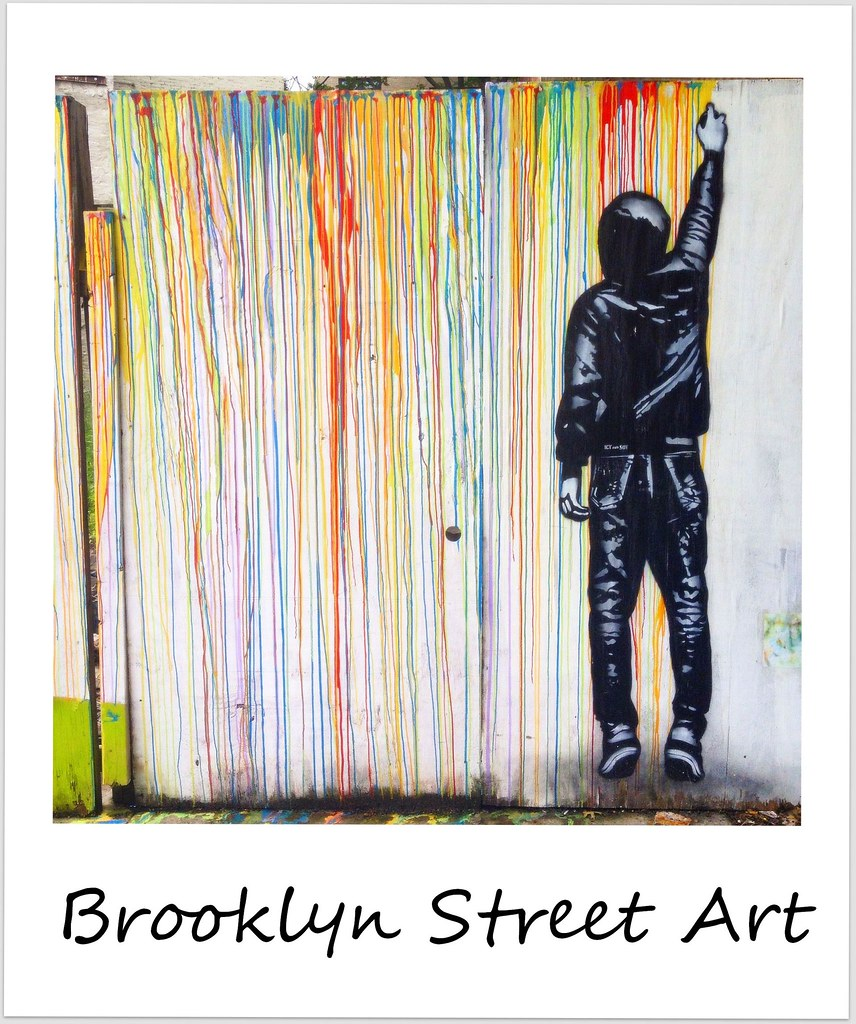 polaroid of the week usa new york city brooklyn street art