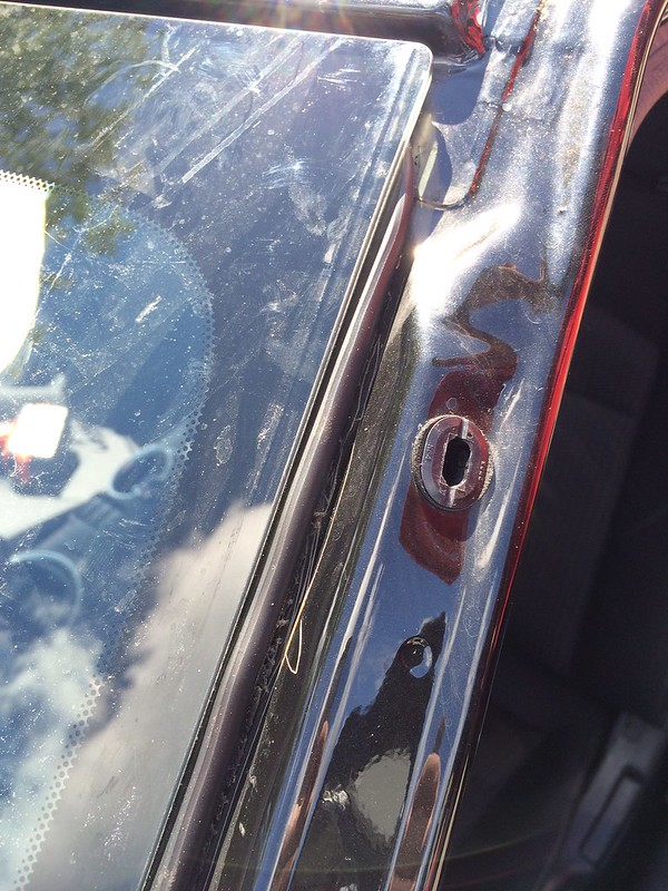 Windshield Replacement Huntsville Al >> Windshield replaced prior to buying not notified and RUST - Nissan 370Z Forum