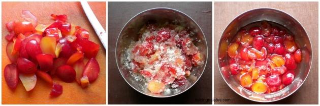 how to make plum relish