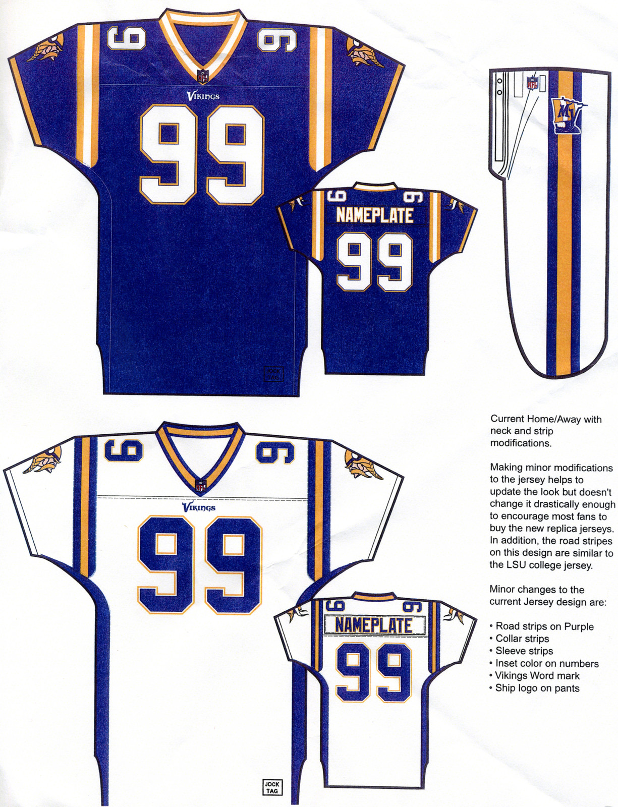 ccafea39a6ef4b Minnesota Vikings rejected these uniform designs -- Uni Watch