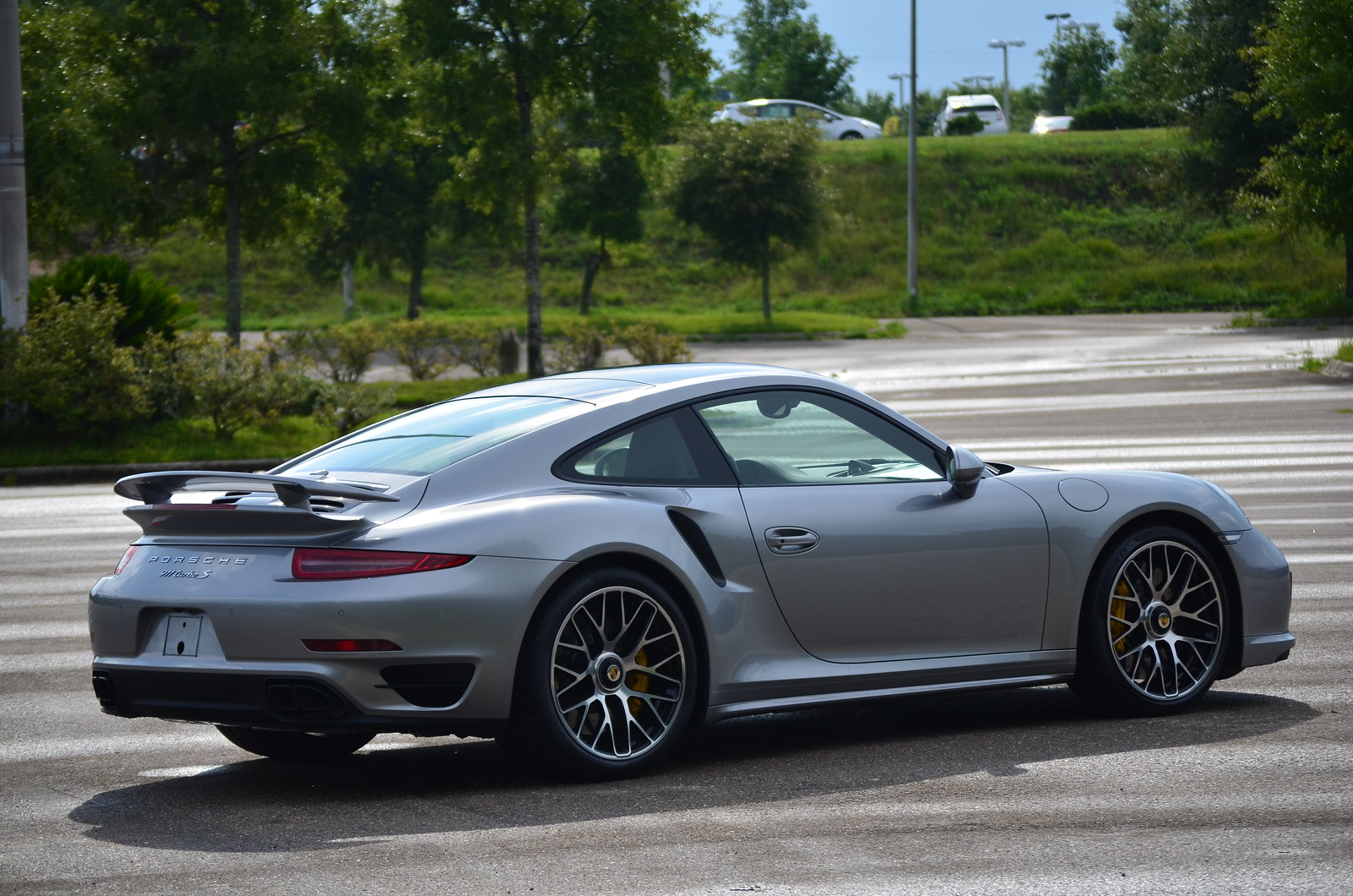 2015 Turbo S Coupe Gt Silver Loaded And Perfect Capital