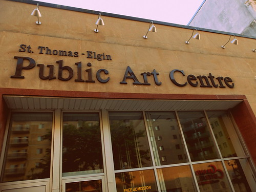St. Thomas - Elgin Public Art Centre