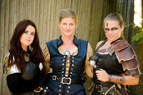 Ladies of The Jousters