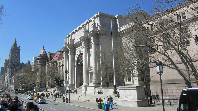 Museum Of Natural History In New York City