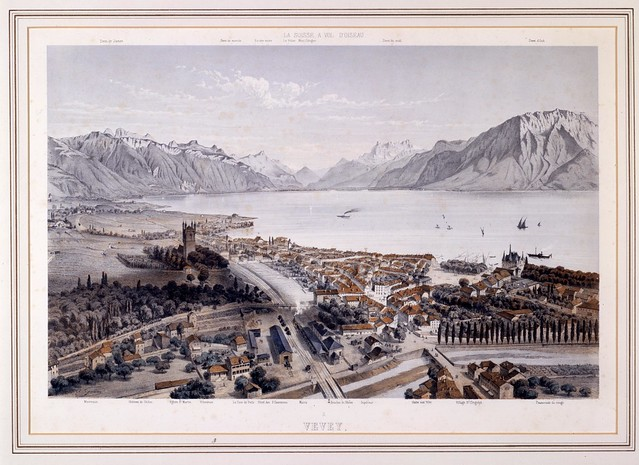 Vevey in 1870
