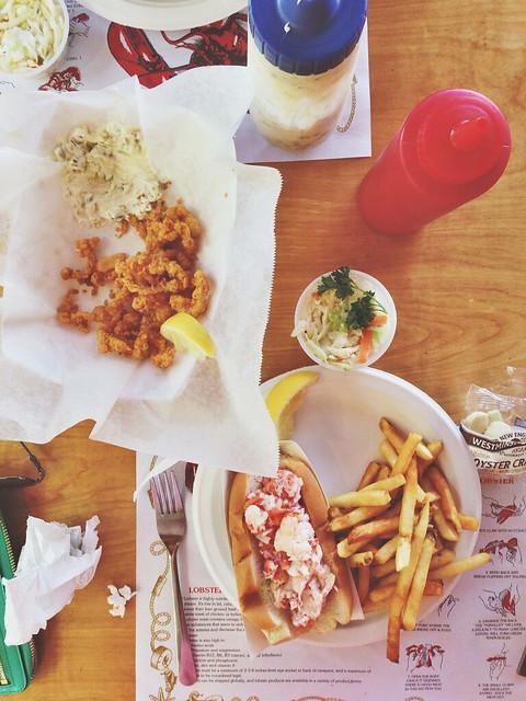 Lobstah rolls!