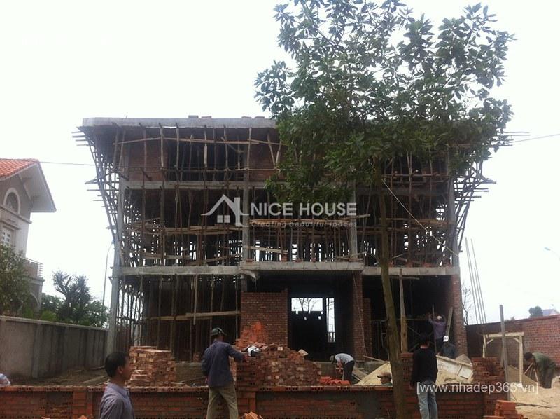 Thiết kế biệt thự vườn nhà Anh Minh - Hà Nội_13