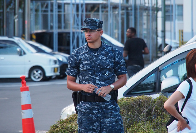 Navy Friendship Day in Yokosuka