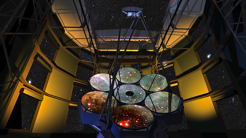 Giant Magellan Telescope, Chile