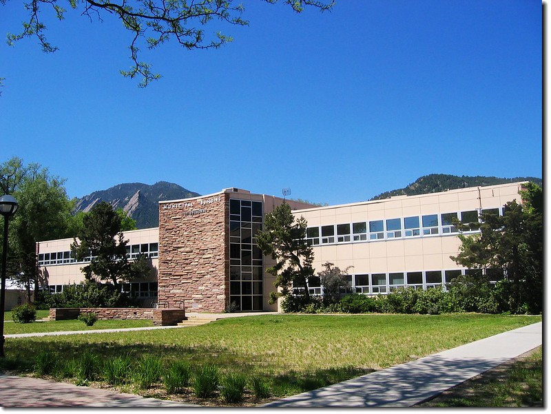Municipal Building of Boulder