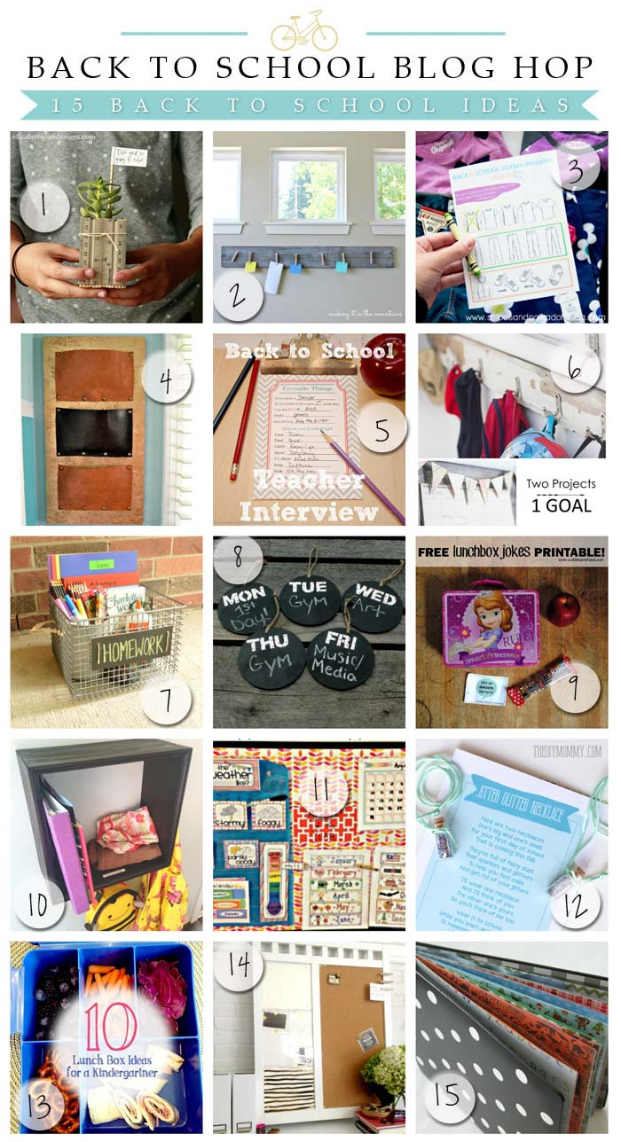 15 back to school organizing tags